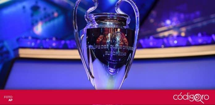 Se definen los cruces de cuartos de la Champions League tras paro por COVID-19