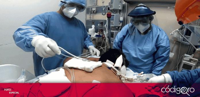 El Hospital Juárez de México abrió sus puertas para filmar un documental sobre COVID-19