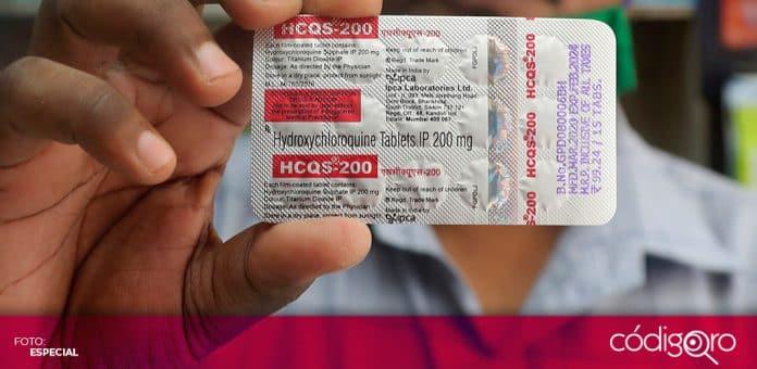 Estados Unidos retiró la autorización para usar hidroxicloroquina en el tratamiento de COVID-19