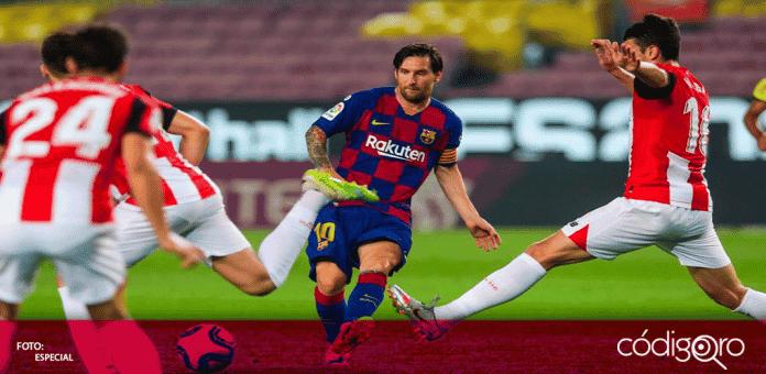 Barcelona recuperó el liderato general en solitario al sumar 68 unidades, tres más que el Real Madrid que se medirá al Mallorca este miércoles, tras vencer al Bilbao con un gol a cero.