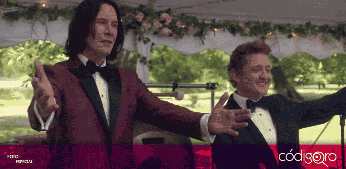 Keanu Reeves y Alex Winter regresan para protagonizar la nueva entrega de