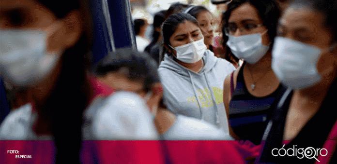 Suman 2 mil 623 casos y 375 muertes por COVID-19 en el estado de Querétaro