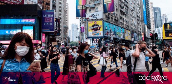 Aprueba Estados Unidos proyecto de ley que respalda la autonomía de Hong Kong