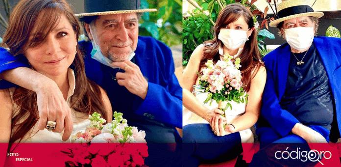 Joaquín Sabina se casó en secreto con Jimena Coronado, llevaban 25 años de noviazgo