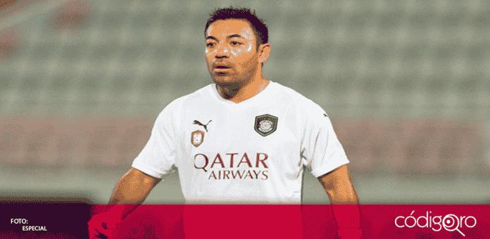 Marco Fabian finalizó su contrato con el Al-Sadd de Qatar, durante el entrenamiento del día lunes el mexicano se despidió de sus compañeros