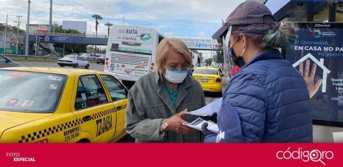 En las últimas 24 horas en el estado de Querétaro se sumaron 76 nuevos casos de COVID-19, y cinco nuevas defunciones por esta enfermedad, dando un total de 3 mil 125 casos confirmados y 418 fallecimientos