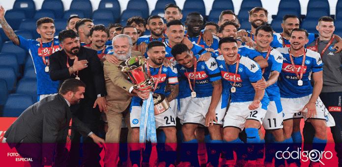 El Napoli sumo su sexto título de Copa Italia, tras vencer en penales al Juventus 4-2