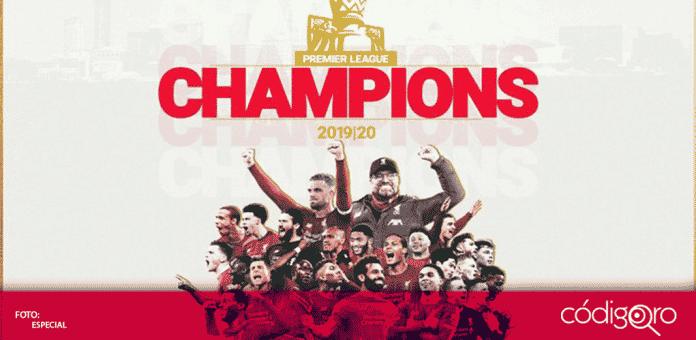 Los Reds de Liverpool se coronaron campeones de la Premier League de Inglaterra, tras el triunfo del Chelsea