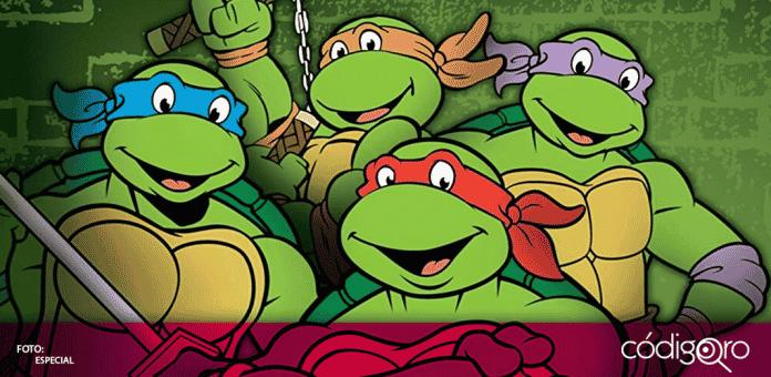 Nickelodeon lanzará una nueva película de las Tortugas Ninja, la cual será animada por comput