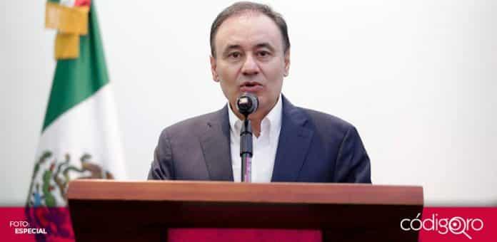 Alfonso Durazo, secretario de Seguridad y Protección Ciudadana aseguró que el