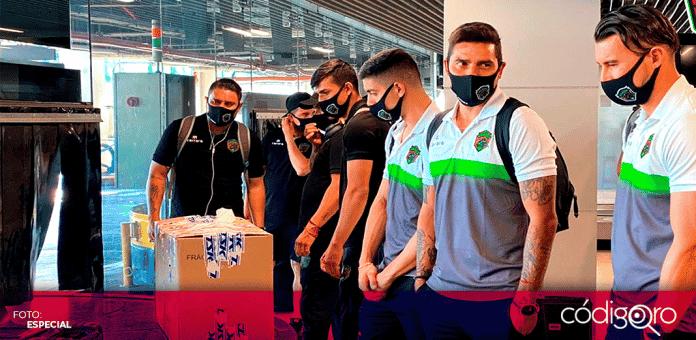 La Liga MX pospuso el partido entre Atlético San Luis y Juárez, debido a que están en espera de los resultados de las pruebas aplicadas a los