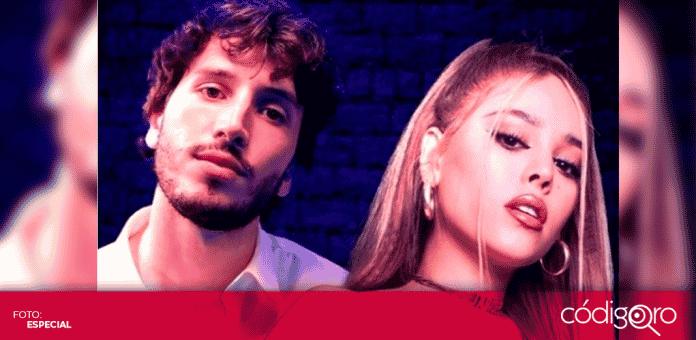 Danna Paola desmiente los rumores sobre una supuesta relación con Sebastián Yatra