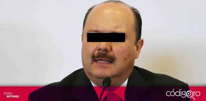 El exgobernador de Chihuahua, César Duarte Jáquez, promovió una demanda de amparo para evitar que el gobierno de México presente a las autoridades de EUA la petición formal de extradición