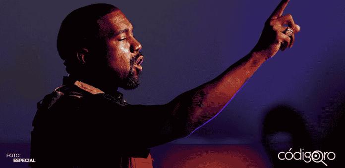 Kanye West realizó su primer mitin de campaña este domingo