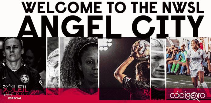 Este martes la Liga Nacional de Futbol Femenino de Estados Unidos anunció que a partir del 2022 tendrán un nuevo club, el