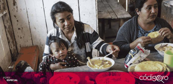 La UNICEF dio a conocer que durante la pandemia en México, el 55% de los hogares sufren seguridad alimentaria que les impide satisfacer sus necesidades mínimas de comida; preocupa la situación a organismos de la ONU