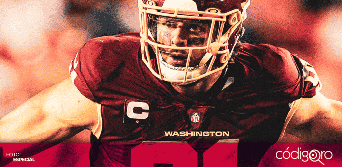 Los Redskins ahora se llamarán Washington Football Team