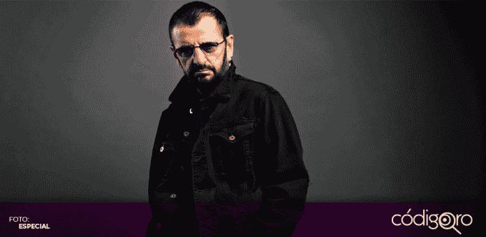Para celebrar su cumpleaños número 80 Ringo Starr, anunció un concierto benéfico virtual