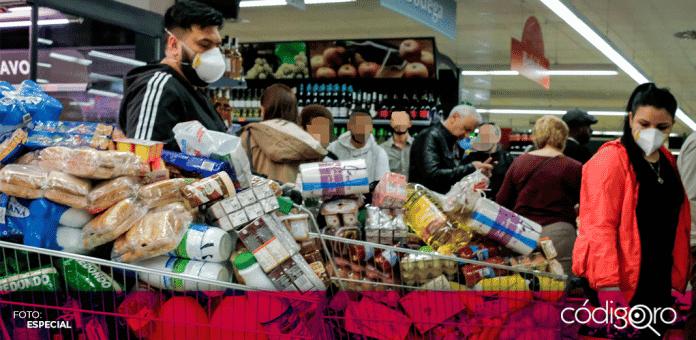 """La confianza de los consumidores mexicanos mejoró en junio, mes en el cual empezó la """"Nueva Normalidad"""