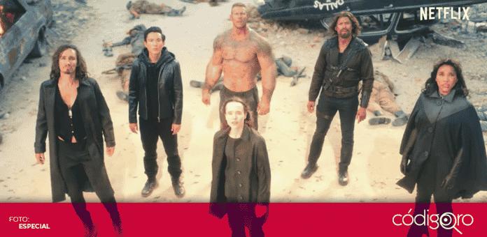 Netflix reveló el tráiler oficial de la segunda temporada de la serie