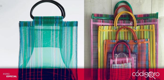 En redes sociales se volvió tendencia la marca Zara, ya que lanzó una línea de bolsas de