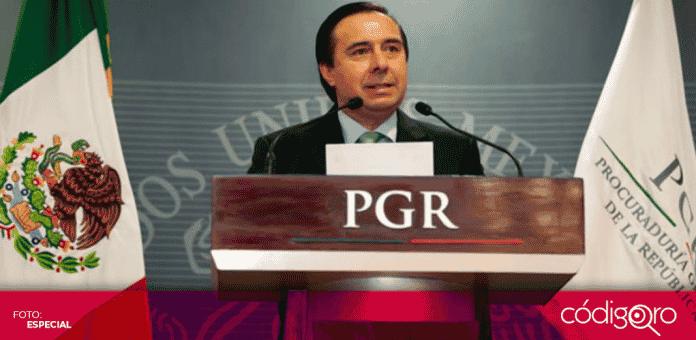Olga Sánchez Cordero, secretaria de Gobernación dijo que la extradición del exdirector de la Agencia de Investigación Criminal, Tomás Zerón es un tema de estado