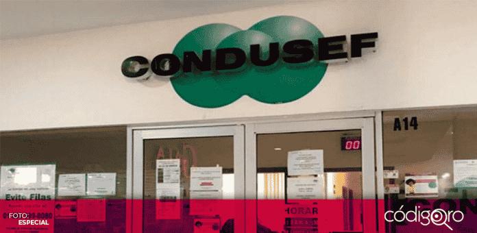 La página web de la Condusef fue hackeada este lunes presuntamente por el grupo Anonymous México