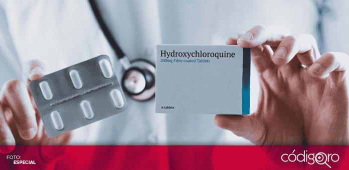 La hidroxicloriquina fármaco utilizado para tratar la malaria, y que se ha utilizado como un tratamiento para el COVID-19, resultó ser ineficaz para pacientes con una versión leve de la enfermedad
