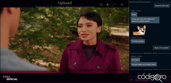 Amazon Prime Video, incorporó la función