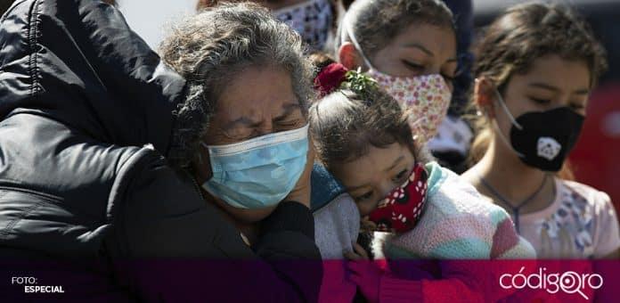 México acumula 938 mil 405 casos y 92 mil 593 muertes por coronavirus. Foto: Especial