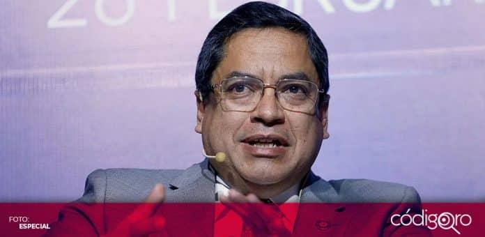 Rodrigo Vásquez Colmenares renunció como titular de la Agencia Federal de Aviación Civil. Foto: Especial