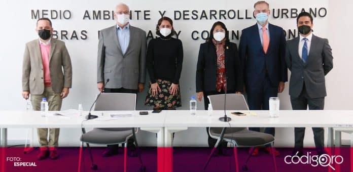 En comisiones unidas, diputados locales aprobaron el Código Ambiental para el Estado de Querétaro. Foto: Especial