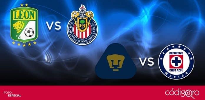 Quedaron definidas las semifinales del Torneo Guard1anes 2020 de la Liga BBVA MX. Foto: Especial