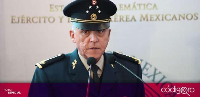 El Departamento de Justicia de Estados Unidos decidió retirar los cargos penales contra Salvador Cienfuegos Zepeda. Foto: Especial
