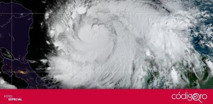 Antes de tocar tierra en América Central, el huracán Iota se intensificará a categoría 4. Foto: Especial