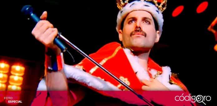Freddie Mercury murió el 24 de noviembre de 1991. Foto: Especial