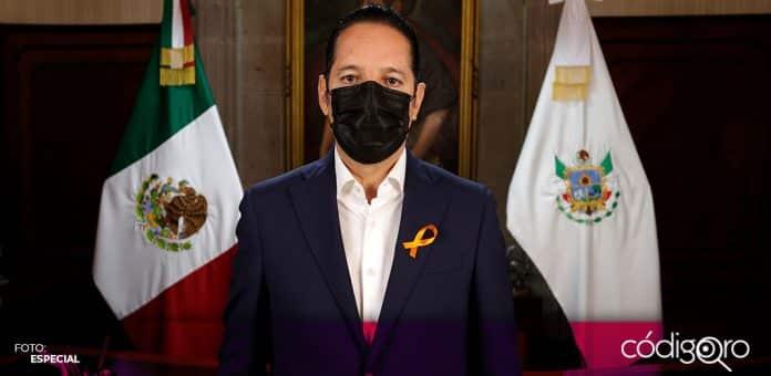 El gobernador de Querétaro, Francisco Domínguez Servién, anunció el inicio de la estrategia