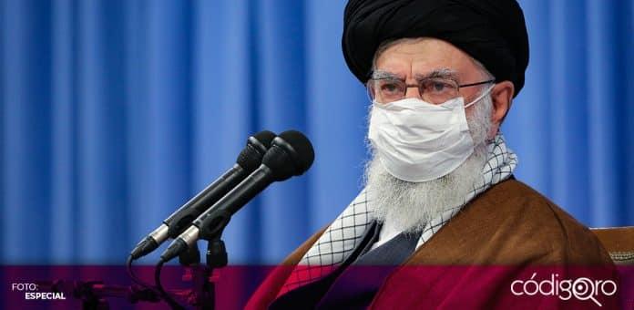 El líder supremo de Irán, el ayatolá Alí Jamenei, afirmó que la