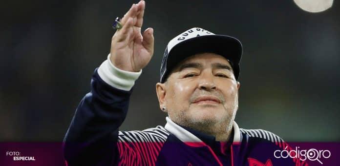 Diego Armando Maradona será intervenido quirúrgicamente por un hematoma subdural en la cabeza. Foto: Especial