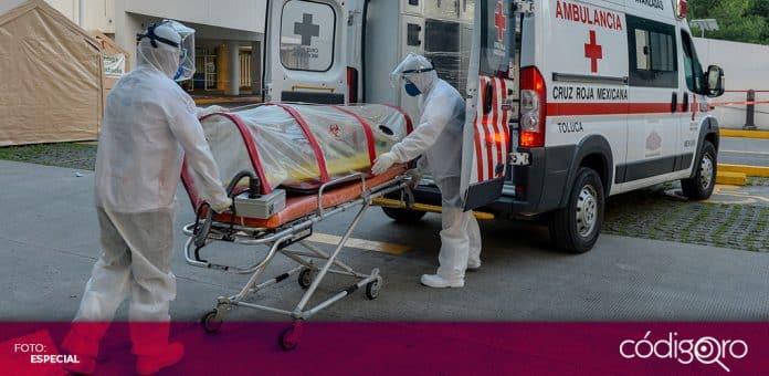 En las últimas 24 horas, la Secretaría de Salud del Gobierno de México reportó 10 mil 794 contagios nuevos de COVID-19. Foto: Especial