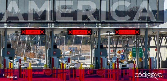 Las fronteras de México, Estados Unidos y Canadá se mantendrán cerradas a viajes no esenciales hasta el 21 de diciembre. Foto: Especial