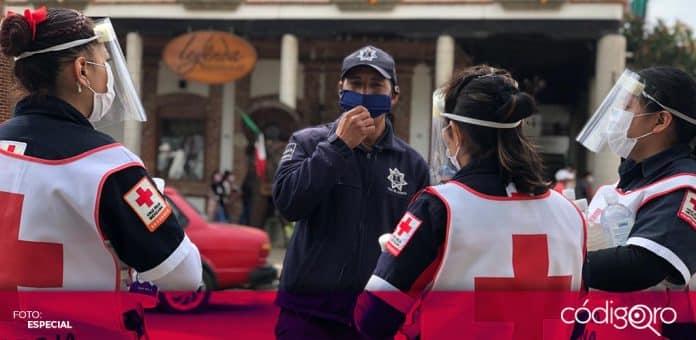 Por segundo día consecutivo, la Secretaría de Salud del Gobierno de México reportó más de 10 mil casos nuevos de COVID-19. Foto: Especial