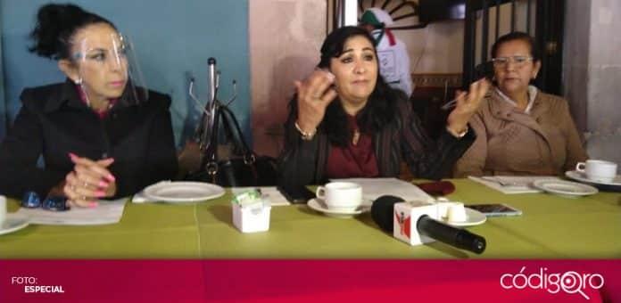 Mujeres de Morena denunciarán las expresiones de Ángel Balderas Puga. Foto: Especial
