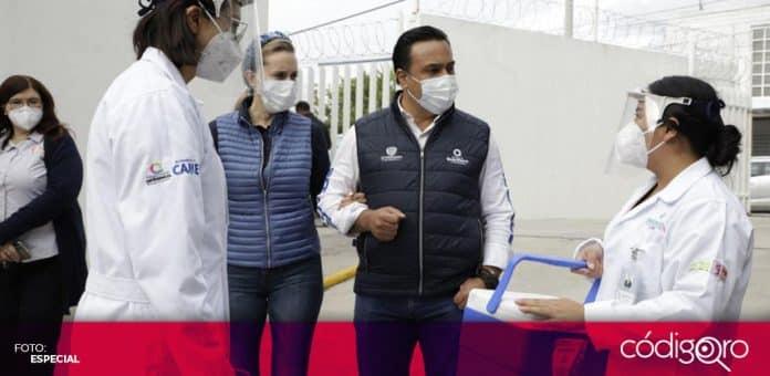 La administración municipal de Querétaro destinó un millón 020 mil 684 pesos para la compra de 2 mil 500 oxímetros. Foto: Especial