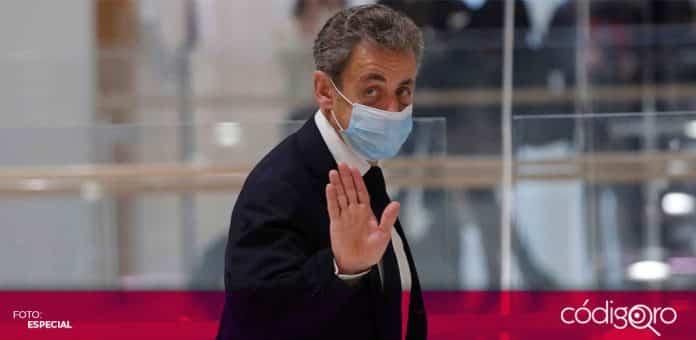 El expresidente de Francia, Nicolás Sarkozy, podría enfrentarse a una pena de 10 años de prisión. Foto: Especial