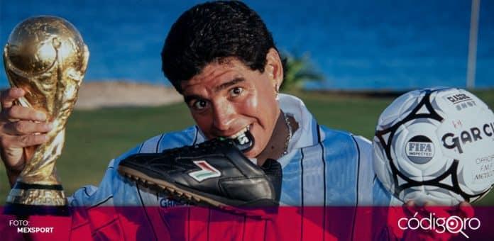 El máximo ídolo del futbol de Argentina, Diego Armando Maradona, murió a los 60 años de edad. Foto: Especial