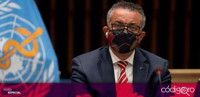 El director general de la OMS, Tedros Adhanom Ghebreyesus, pidió no politizar la investigación sobre el origen del coronavirus. Foto: Especial