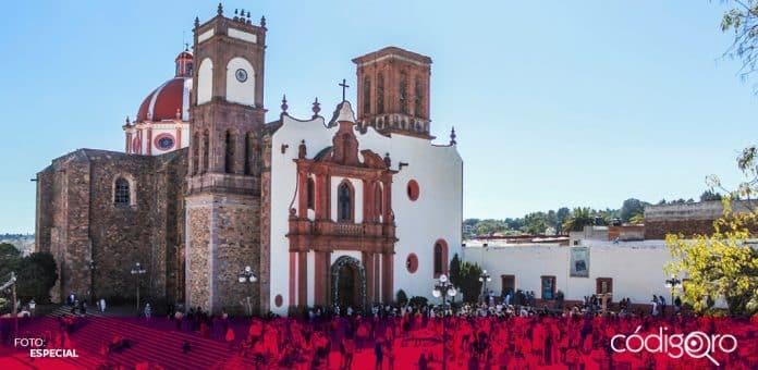 Pese a la pandemia de COVID-19, el municipio de Amealco de Bonfil recibe a 5 mil turistas cada fin de semana. Foto: Especial