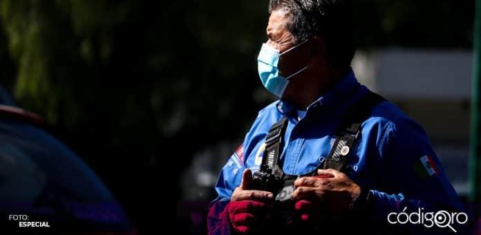 La Secretaría de Salud del Estado de Querétaro informó que suman 19 mil 954 casos acumulados y mil 543 muertes por COVID-19. Foto: Especial