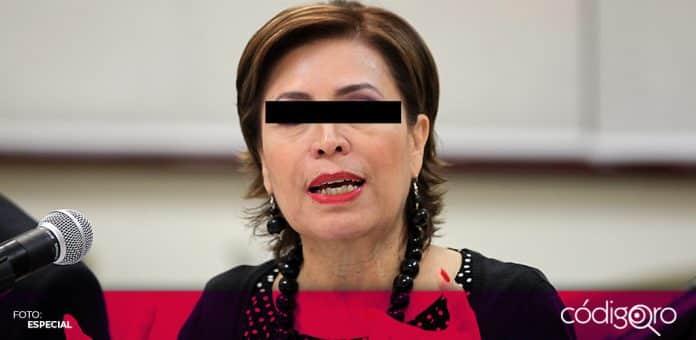 Rosario Robles confirmó que se acogerá a la figura jurídica de